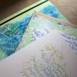 「美しき手書き文字の世界」展